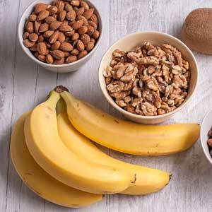 Banana Nut Gazpacho