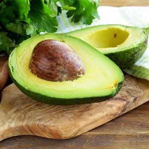 Avocado Cucumber Melon Soup