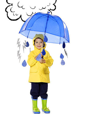 Weatherman costume