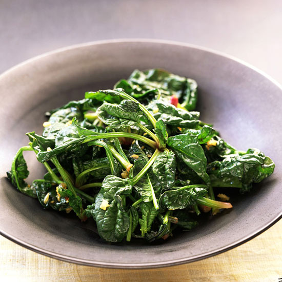 Spinach and Bacon Recipe