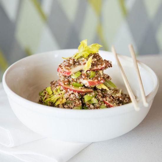 Compressed Celery Salad