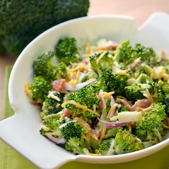 Heather Graham's Favorite Broccoli Salad