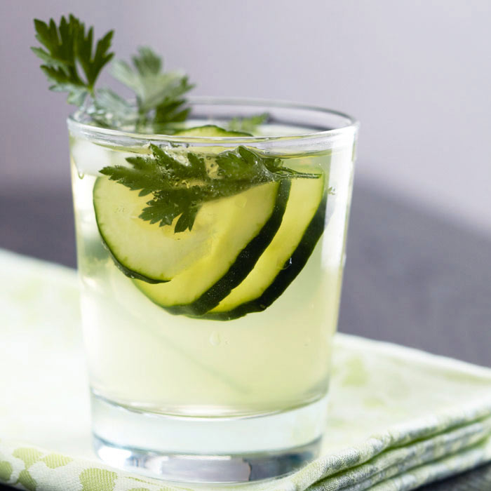 No-Cal Cucumber Cooler