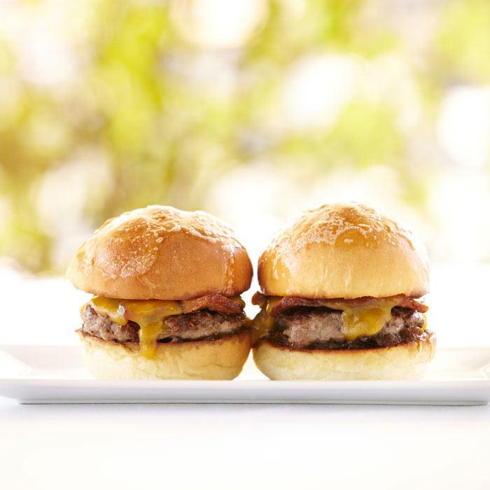 Montel Williams' Mini Turkey Burger Buns