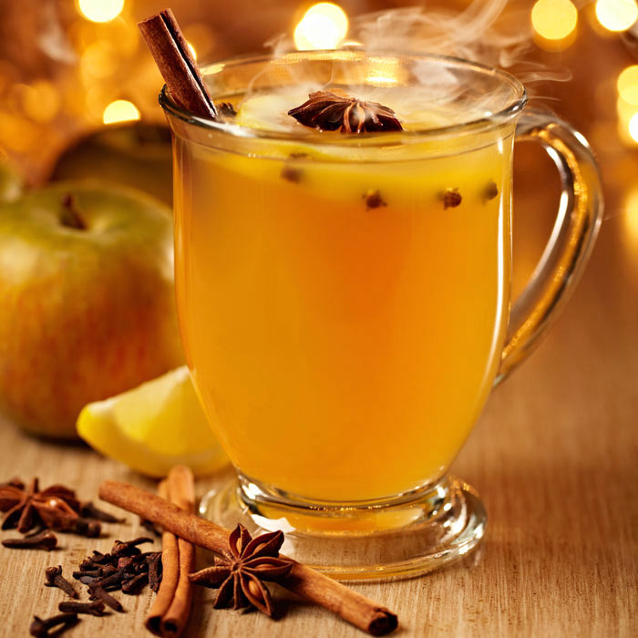 Hot Toddy with a Twist