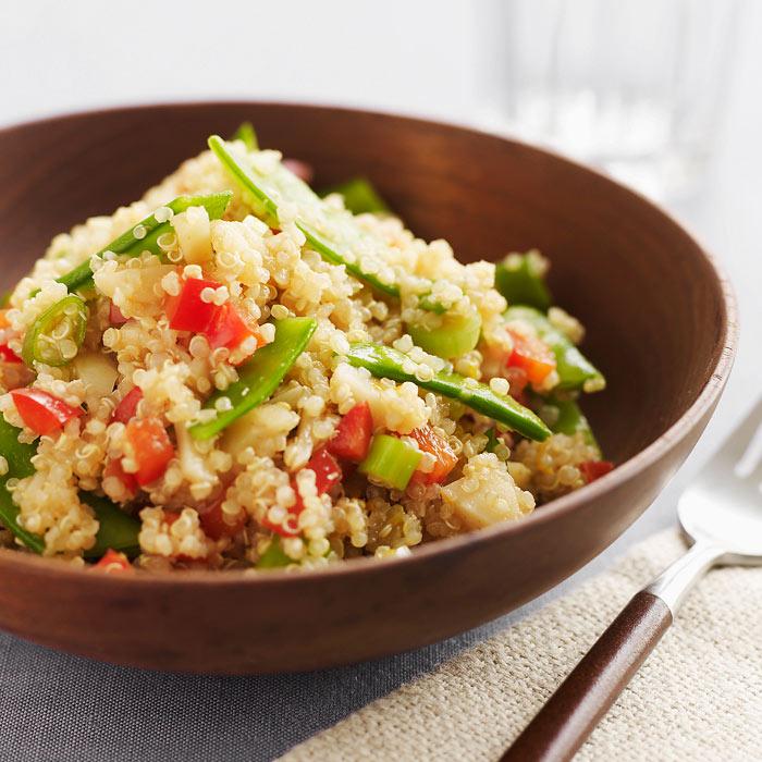 Tuna and Quinoa Salad