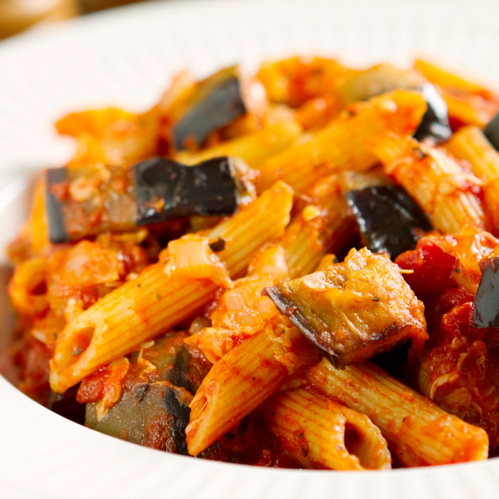 Baked Whole Wheat Penne Pasta