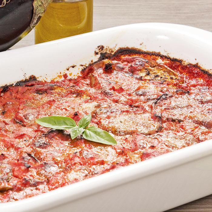 Cheesy Italian Eggplant