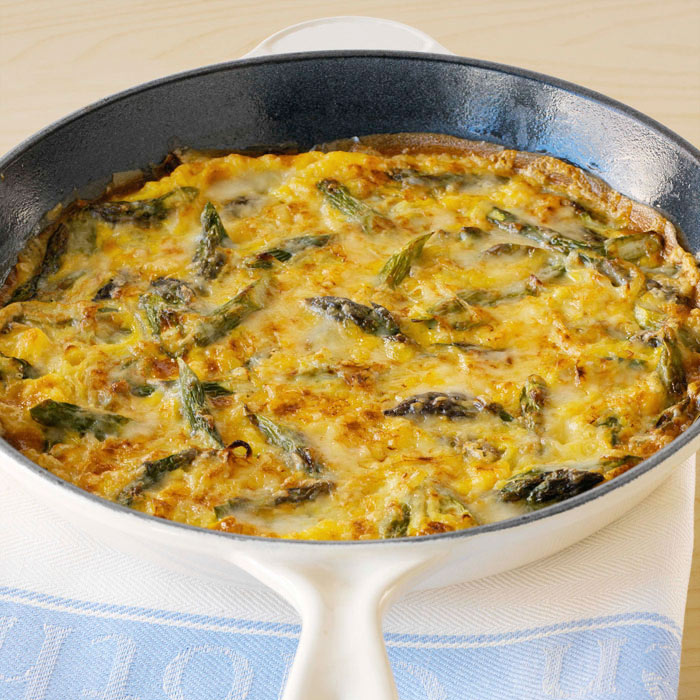 Vegetable and Cheese Frittata