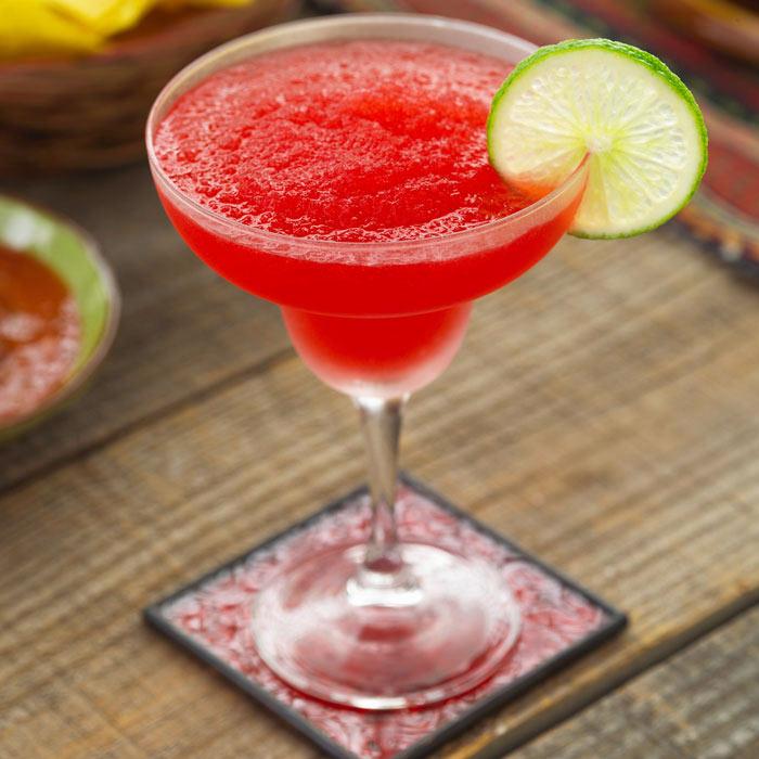 Montel Williams' Cherry Margarita Recipe
