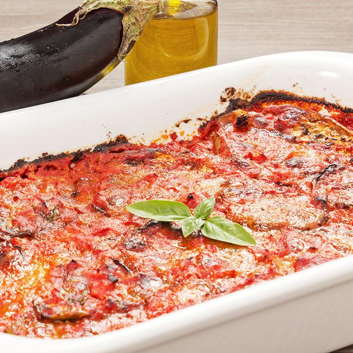 Italian Cheesy Eggplant
