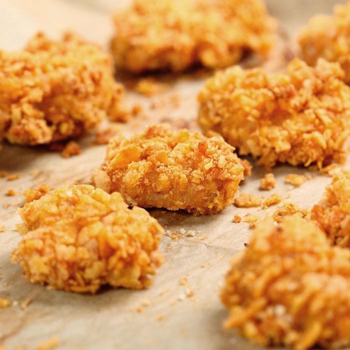 Crispy Chicken Bites
