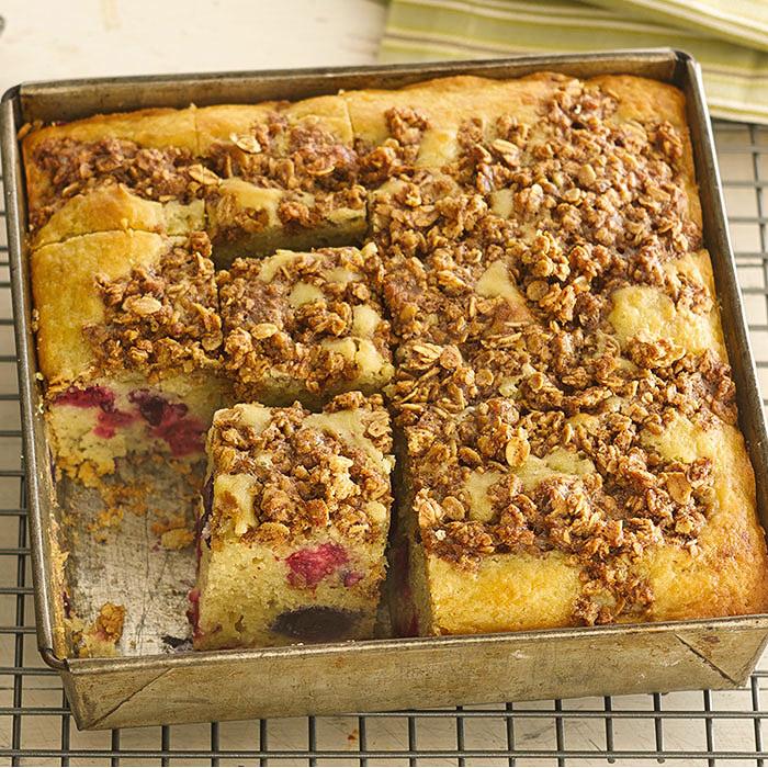 Bountiful Berry Cake