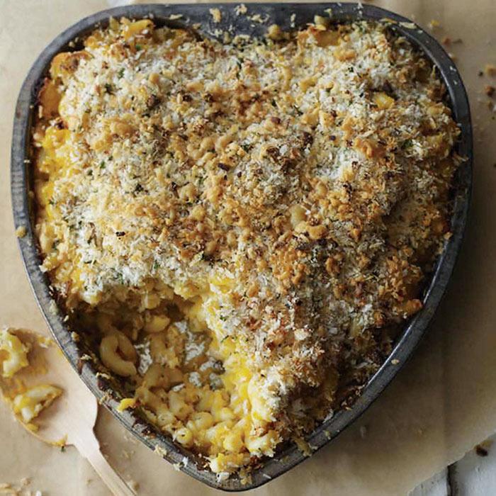 Dreamy Butternut Squash Mac 'n' Cheese