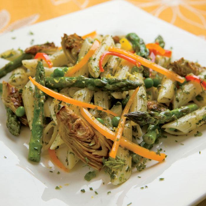 Herb Pasta Primavera