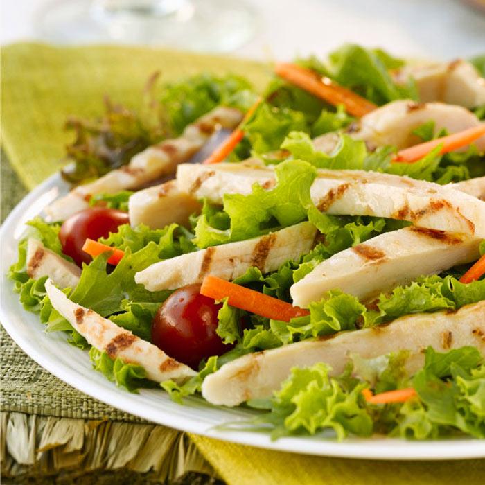 BBs Garlic Chicken Salad