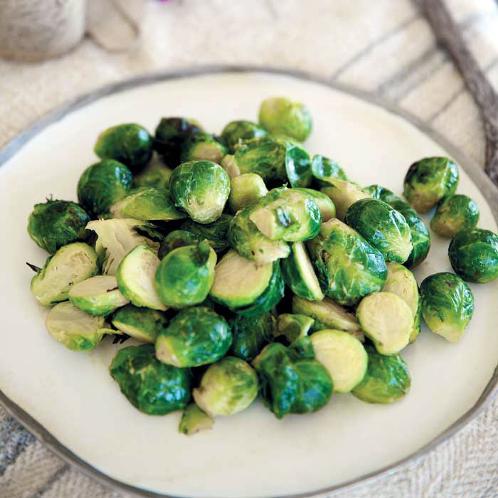 Dijon Brussels Sprouts