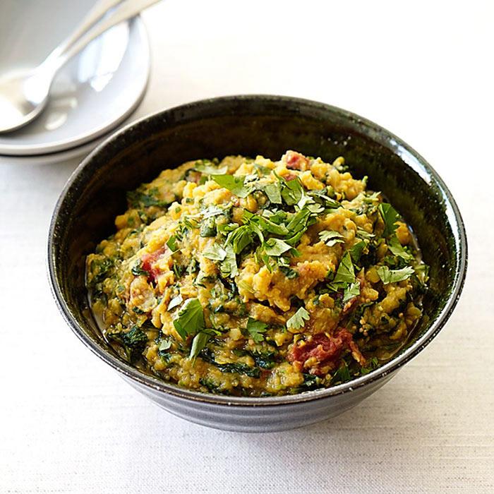 Crock-Pot Style South Indian Lentil Stew