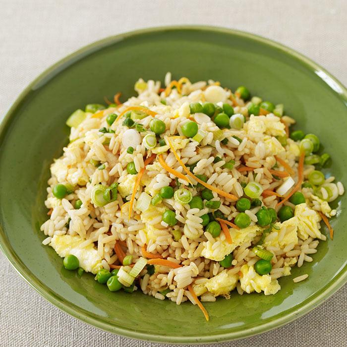 So-Easy Veggie Fried Rice