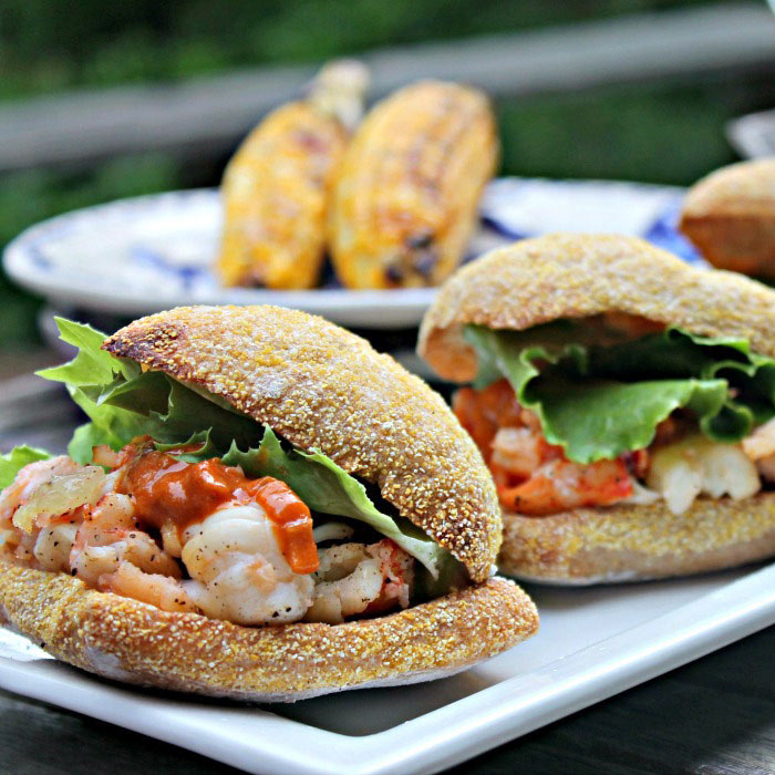 Authentic Cape Cod Lobster Sliders