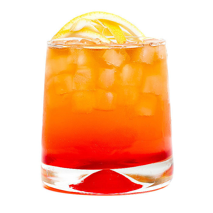The Mighty Aztec Cocktail