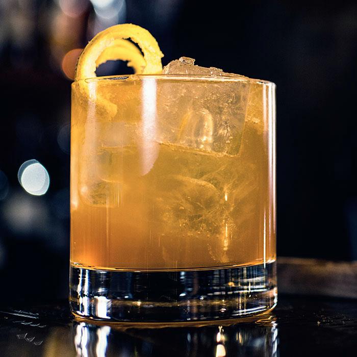 Reposado Cocktail