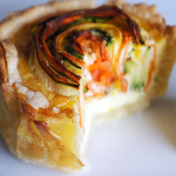Low-FODMAP Quiche with a Twist