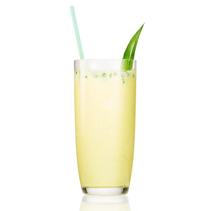 Pineapple-Jalapeno Smoothie