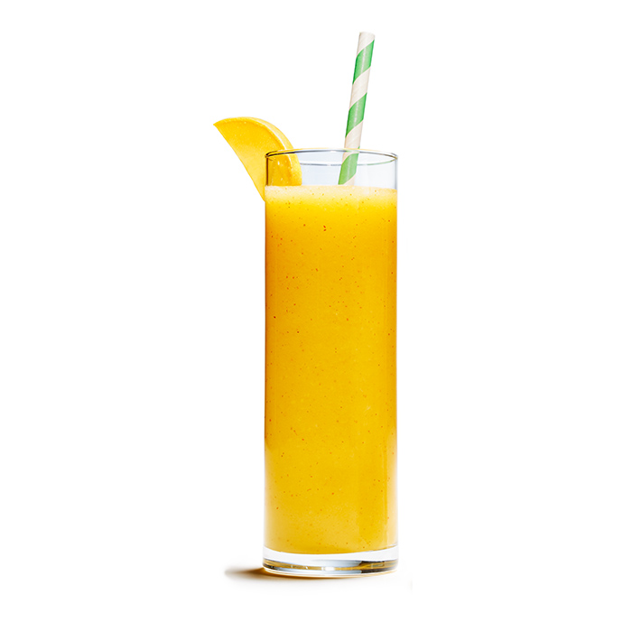 Spicy Mango Lemonade