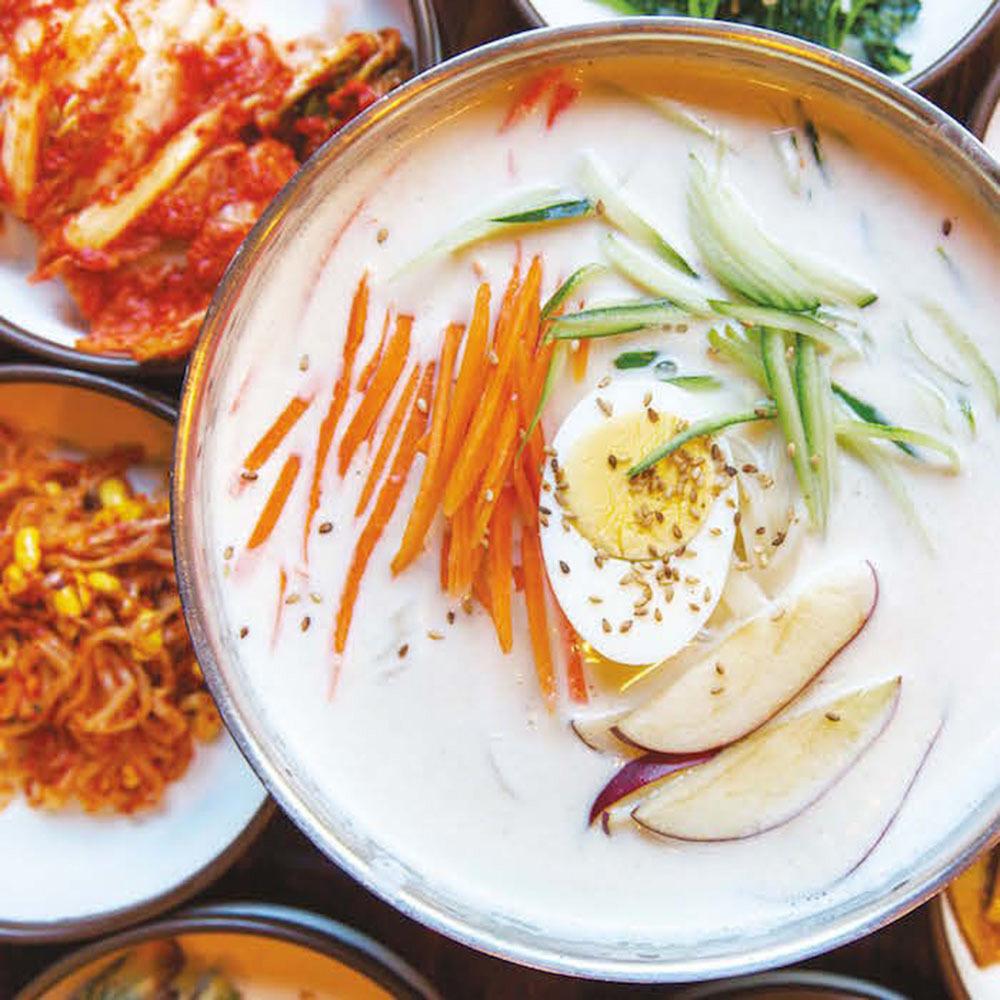 Soy Milk Noodle Soup | Shape Magazine