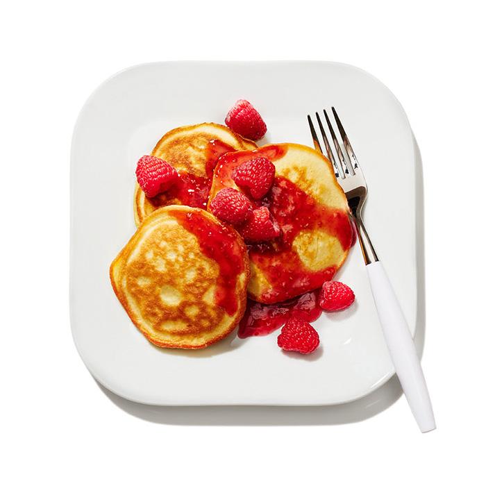 Gluten-Free Pancakes with Coconut Flour
