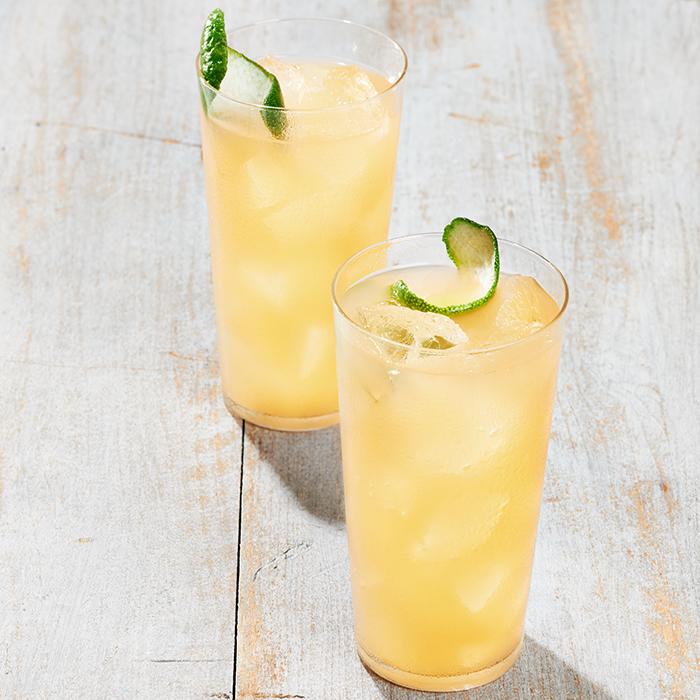 Citrus Ginger Sparkler