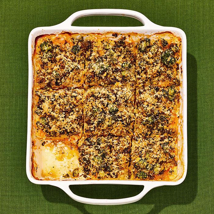 Root Vegetable Lasagna