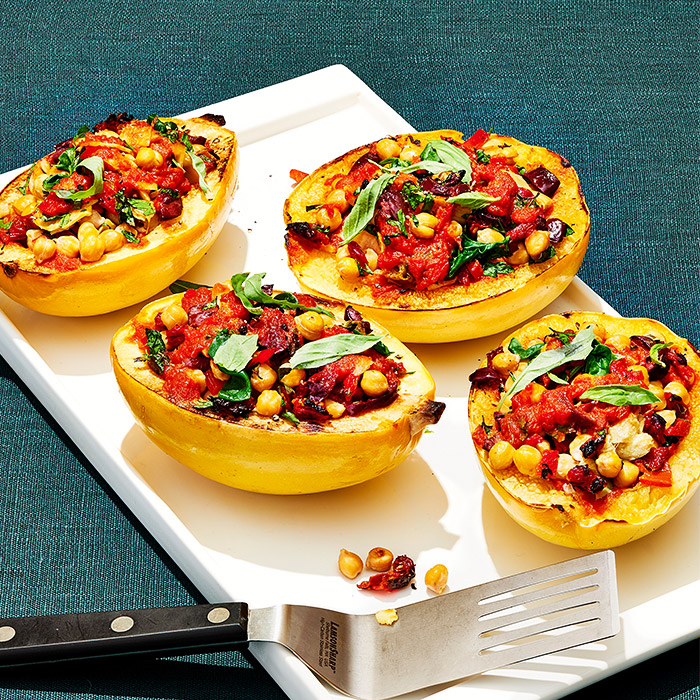 Loaded Spaghetti Squash