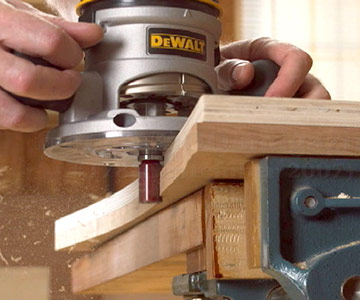 Top Tips For Beginners On How To Use A Wood Router