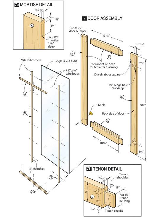Woodwork Display Cabinet Plans PDF Plans